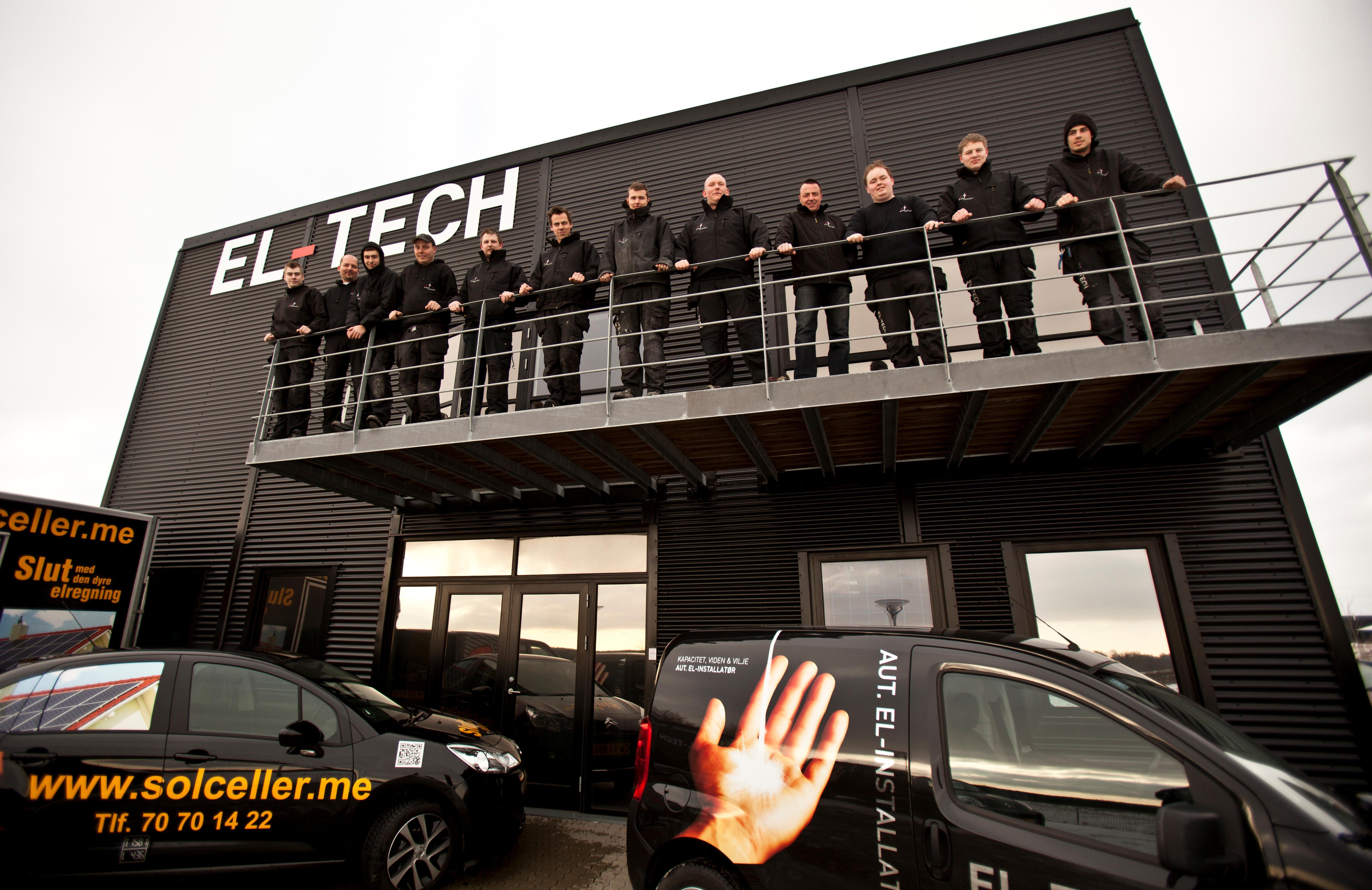 Alle elektriker Højberg El